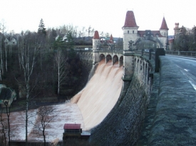 Dams in Czech Republic